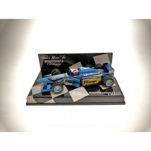1:43 Benetton Renault B 195 Johnny Herbert