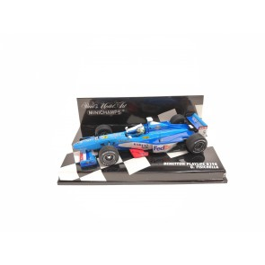 1:43 Benetton Playlife B 198 Giancarlo Fisichella