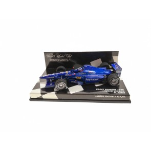 1:43 Prost Peugeot AP01 Launch Version Olivier Panis