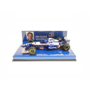 1:43 Williams Renault FW18 Jacques Villeneuve