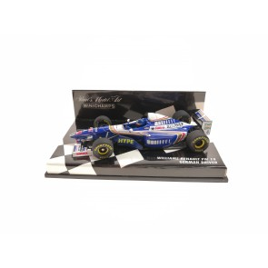 "1:43 Williams Renault FW19 ""German Driver"" Heinz-Harald Frentzen"
