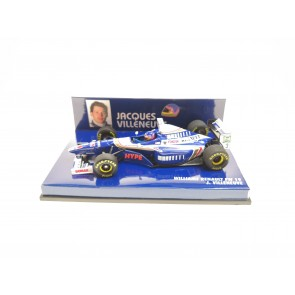 1:43 Williams Renault FW19 Jacques Villeneuve