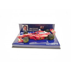 1:43 Williams Renault FW20 Mecachrome Jacques Villeneuve