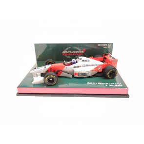 1:43 Mclaren Mercedes MP 4/11 David Coulthard