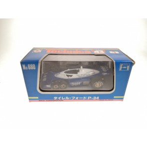 1:43 Tyrrell Ford P-34 Technica