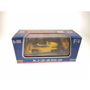 1:43 Renault Turbo RS-01 Technica