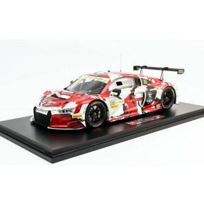 1:18 Audi R8 LMS Fia GT Cup 2015 Macau 'Marchy Lee' White - Red camouflage