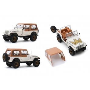 "1:18 Jeep CJ-7 ""Dixie"" Dukes Of Hazzard"