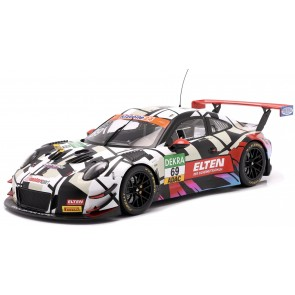 1:18 Porsche 911 (991) GT3 R #69 Iron Force by Ring Police