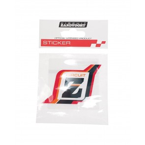 Sticker 'Logo Circuit Z' Multicolour