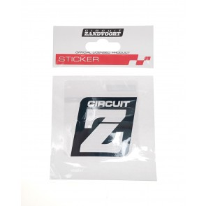 Sticker 'Logo Circuit Z'