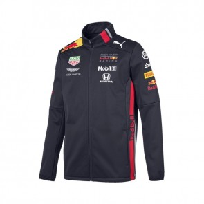 'MENS' 2019 Aston Martin Red Bull Racing Team Softshell Jacket