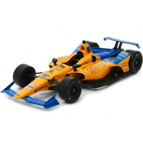 1:18 #66 Fernando Alonso Indy 500 2019 Qualifying Racing Dell Technoligies Mindmaze