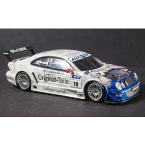 1:43 Mercedes-Benz CLK-DTM 2000 Team Originalteile M. Tiemann