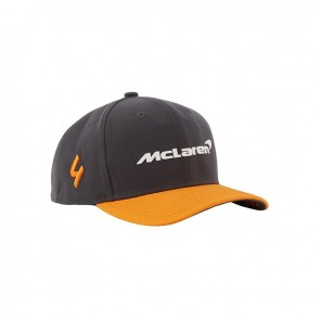 'Adult' McLaren Official 2019 Lando Norris Mexico Cap 9FIFTY Stretch Snap