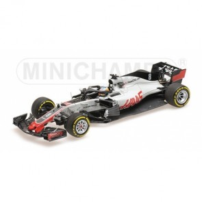 1:43 Haas F1 Team VF18, R. Grosjean 2018