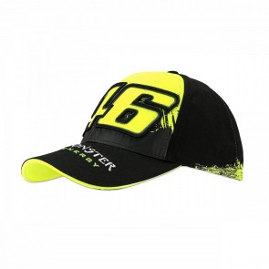 'Adult' 2018 VR46 Rossi Monster Monza Rally Cap