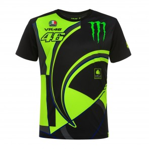 'Adult' 2019 VR46 Monza Rally T-shirt 'Valentino Rossi'