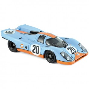 1:12 Porsche 917 K #20 24h LeMans 1970 Redman / Siffert Gulf Racing