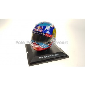 1:5 Helm Max Verstappen, Spanish Grand Prix 2016