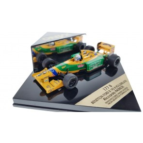 1:43 Benetton Ford B 193 B Rollerblade R. Patrese