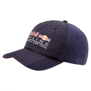 'Adult' 2018 Red Bull Racing Lifestyle baseball cap 'Blauw'