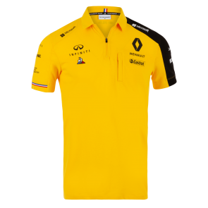 'Adult' 2019 Renault F1 Team Polo