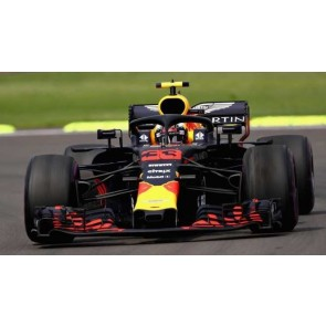 1:18 Red Bull Racing - Tag Heuer RB14 Max Verstappen 'Winner Grand Prix Mexico 2018'