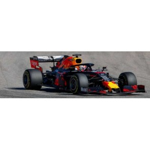 1:43 Aston Martin Red Bull Racing F1 Team, 100th GP Max Verstappen USA 2019