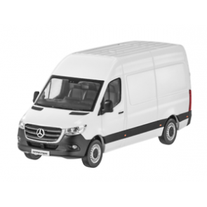 1:43 Mercedes Sprinter Kastenwagen, wit