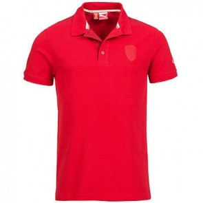 Ferrari Shield Logo Polo