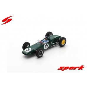 1:43 Lotus 21 #15 3rd Dutch GP 1961 Jim Clark