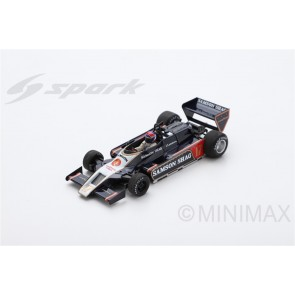 1:43 Shadow DN9, Jan Lammers  'Argentinian Grand Prix 1979'