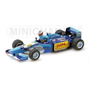 1:43 Benetton Renault B195 Michael Schumacher World Champion 1995