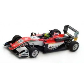 1:43 Dallara F3 No.25 Mick Schumacher '3rd Place Race 2 Monza GP 2017'