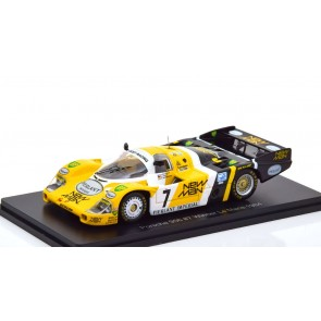 1:43 Porsche 956 #7 Winner LeMans 1984