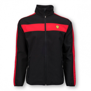 Ferrari Softshell Jacket Black