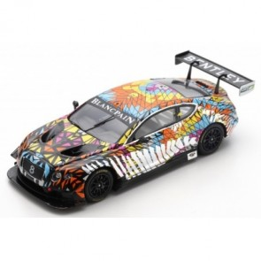 1:43 Bentley Continental GT3, Princess Yachts Dazzle Livery