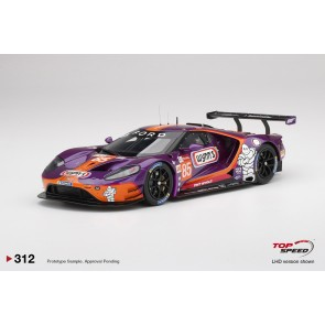 1:18 Ford GT LMGTE AM #85 2019 24Hr. of Le Mans, Driven by: Keating/Bleekemolen/Fraga