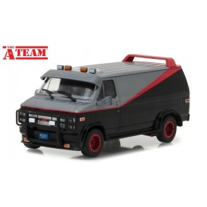 "1:43 1983 GMC Vandura ""The A-team"""