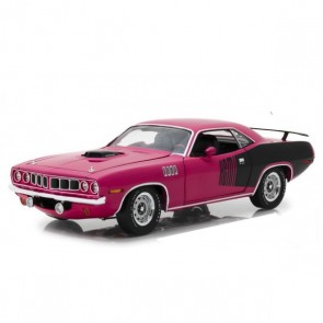 1:18 Plymouth Hemi Cuda *Shannon* Gone In 60 Seconds