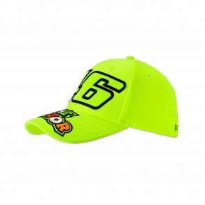 'Kids' 2019 'VR46 The Doctor' Cap Valentino Rossi