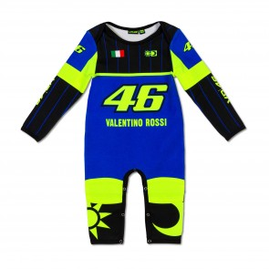 'Baby' 2019 VR46 Baby overall pyjama Rossi