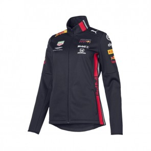 'WOMENS' 2019 Aston Martin Red Bull Racing Team Softshell