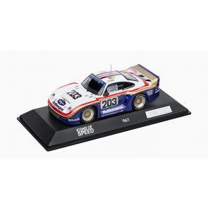 1:43 Porsche 961, Icons Of Speed Limited Calendar Edition