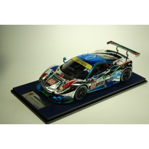 1:18 Ferrari 488 GTE #60 Clearwater Racing Le Mans 2017