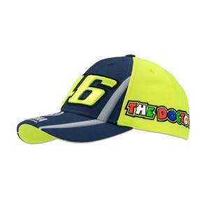 'Kids' 2018 VR46 Yamaha Team Cap
