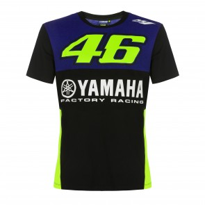 'Adult' 2019 VR46 Official Yamaha Tee 'Valentino Rossi