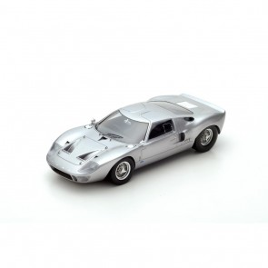 1:18 Ford GT40 1966 Silver