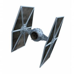 "Star Wars Tie Fighter ""Episode V: The Empire Strikes Back"""